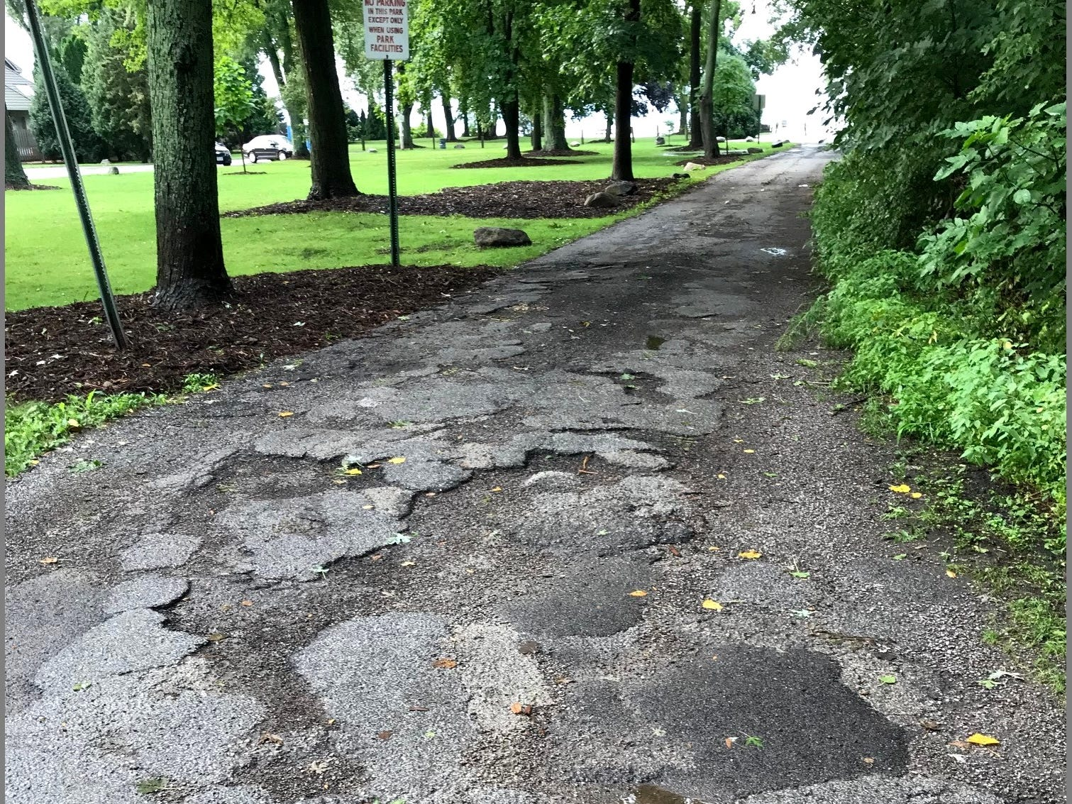 Improvements to Fresh Air Park in Neenah will come, but not until 2021