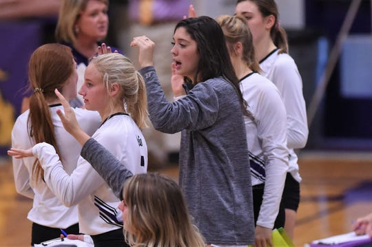 The Wylie volleyball team has played its last eight matches without junior Keetyn Davis who broke her hand just over a week ago. The team is learning and adjusting to not having one of its better players on the floor.