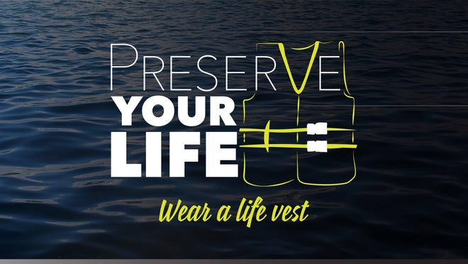 """The N.C. Wildlife Resources Commission has launched the """"Preserve Your Life"""" campaign to encourage boaters to wear life jackets in the wake of numerous deaths."""