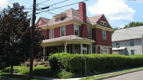 35 Clarke St., Binghamton, was sold for $105,000 on June 18.