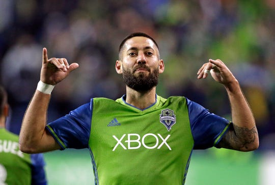 Clint Dempsey, a star for the Seattle Sounders and the leading goal scorer in U.S. Men's National Team history, announced his retirement on Wednesday.