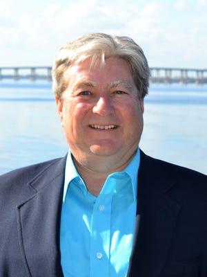 Brevard County Republican Executive Committee Chairman Rick Lacey.