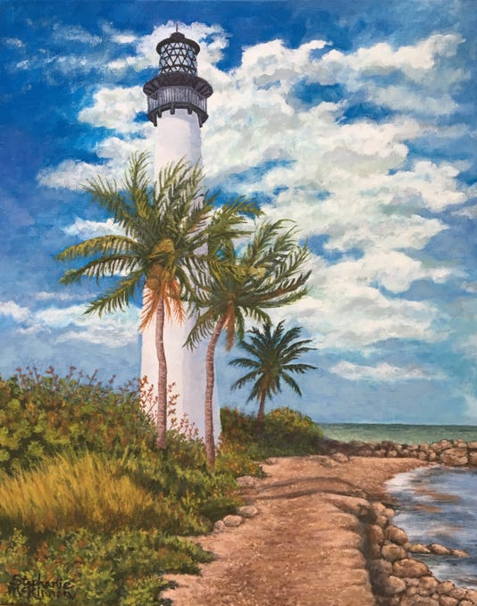 Florida Lighthouse S Mckinnon Hi Res