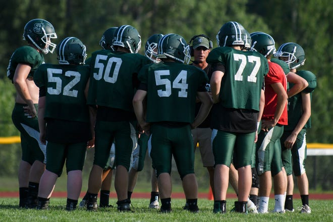 St. Johnsbury returns to the top in the latest Varsity Insider high school football power rankings.