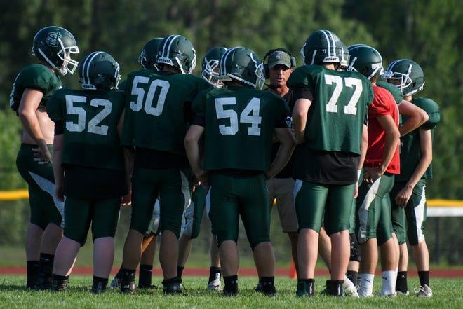 St. Johnsbury returns to the top in the latest Varsity Insider high school football power rankings.