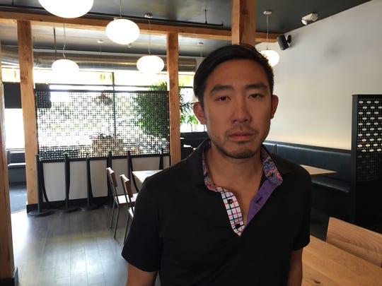 Essex native Lawrence Fong owns Mandarin restaurant in Winooski.