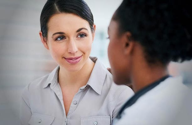 Cervical cancer develops slowly, making it highly treatable when detected in its early stages.