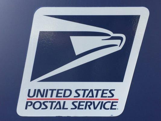 Postal Sign 2