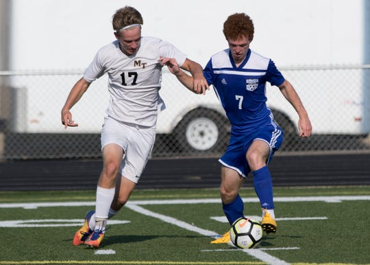 Chillicothe will play 39-seeded Licking Heights Oct. 17 at 7 p.m. at home for the sectional semifinal. The winner will play in a sectional final against four-seeded Pickerington North Oct. 20 at 7 p.m.