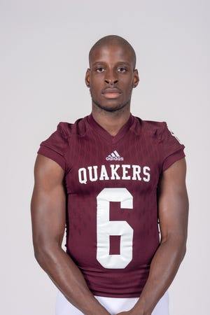 Justin Kerobo of Winton Woods never donned a football helmet or shoulder pads until he was a freshman at Earlham College. Now, he's expected to start at cornerback.
