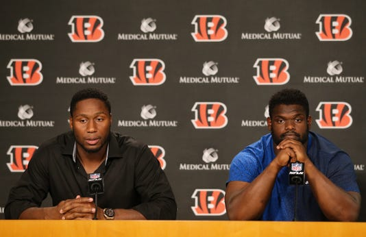 Geno Atkins Carlos Dunlap Contract Extensions Aug 29