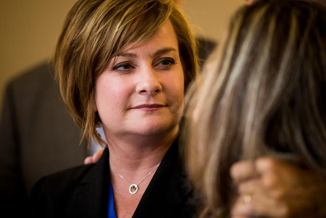 Campbell County Commonwealth's Attorney Michelle Snodgrass  has prosecuted several high-profile cases in nearly a decade on the job.