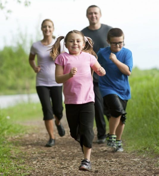 Heartbeats: Childhood obesity is a family affair PHOTO CAPTION