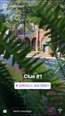 Clues posted on Cheech's Own Instagram page.