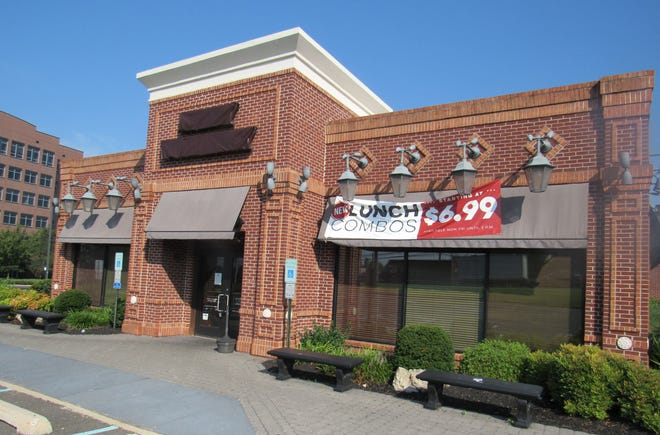Ruby Tuesday on Route 202 in Bridgewater has closed.