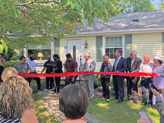 Community Options, Inc. celebrated the grand opening of a new home in Princeton with a ribbon cutting ceremony on Aug. 28.