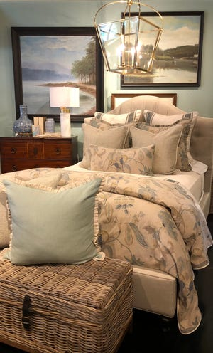 Beautiful pillowcase sets and sheets can take your bedding to the next level. (Mary Carol Garrity/TNS)