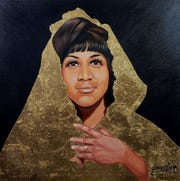 """Queen of Soul"" by tattoo artist Jason Phillips."