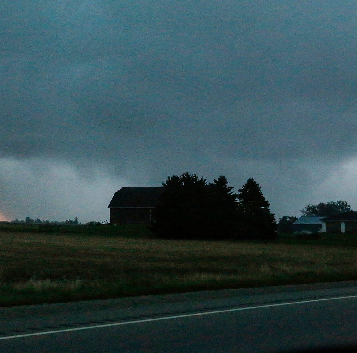Tornado count reaches 19 in last week's storms across Wisconsin