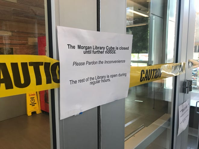 Bed bugs were discovered at the Morgan Library Cube at Colorado State University Aug. 24. Exterminators have treated the area, and the university plans to continue heat and steam treatments.