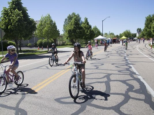 The final Open Streets event of the year is scheduled 10 a.m. to 3 p.m. Sept. 9 in Fort Collins. Open Streets seeks to promote community involvement and physical activity.