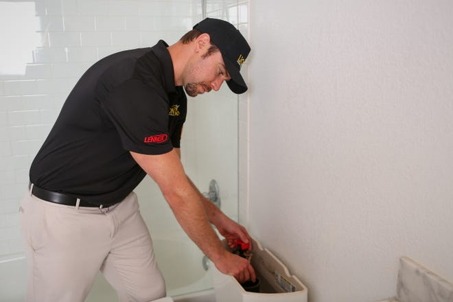 A leaking toilet can significantly hike your water bill or cause expensive damage throughout your home.