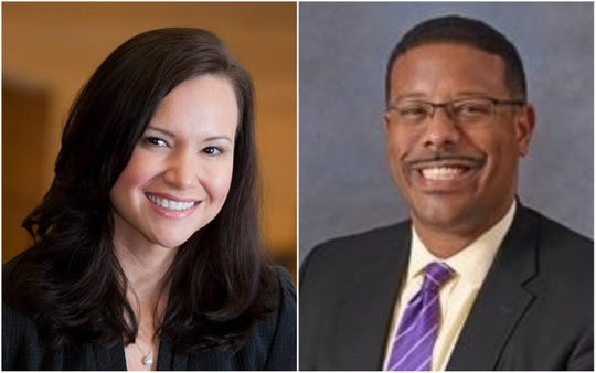 Republican Ashley Moody will face off against Democrat Sean Shaw in the Nov. 6 general election.