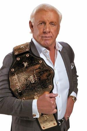Wrestling legend Ric Flair