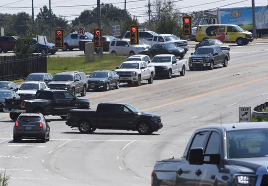Pelham Road near Interstate 85 is Greenville County's top spot for accidents, due to the high volume of traffic there.