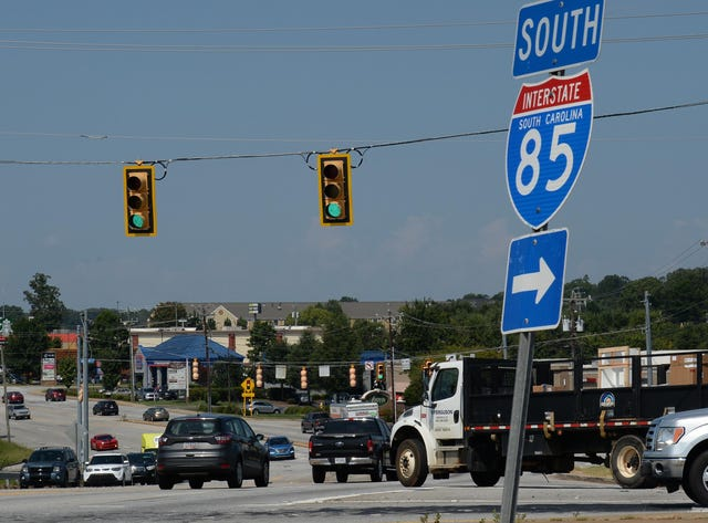 Greenville County's top non-interstate spot for crashes could get help