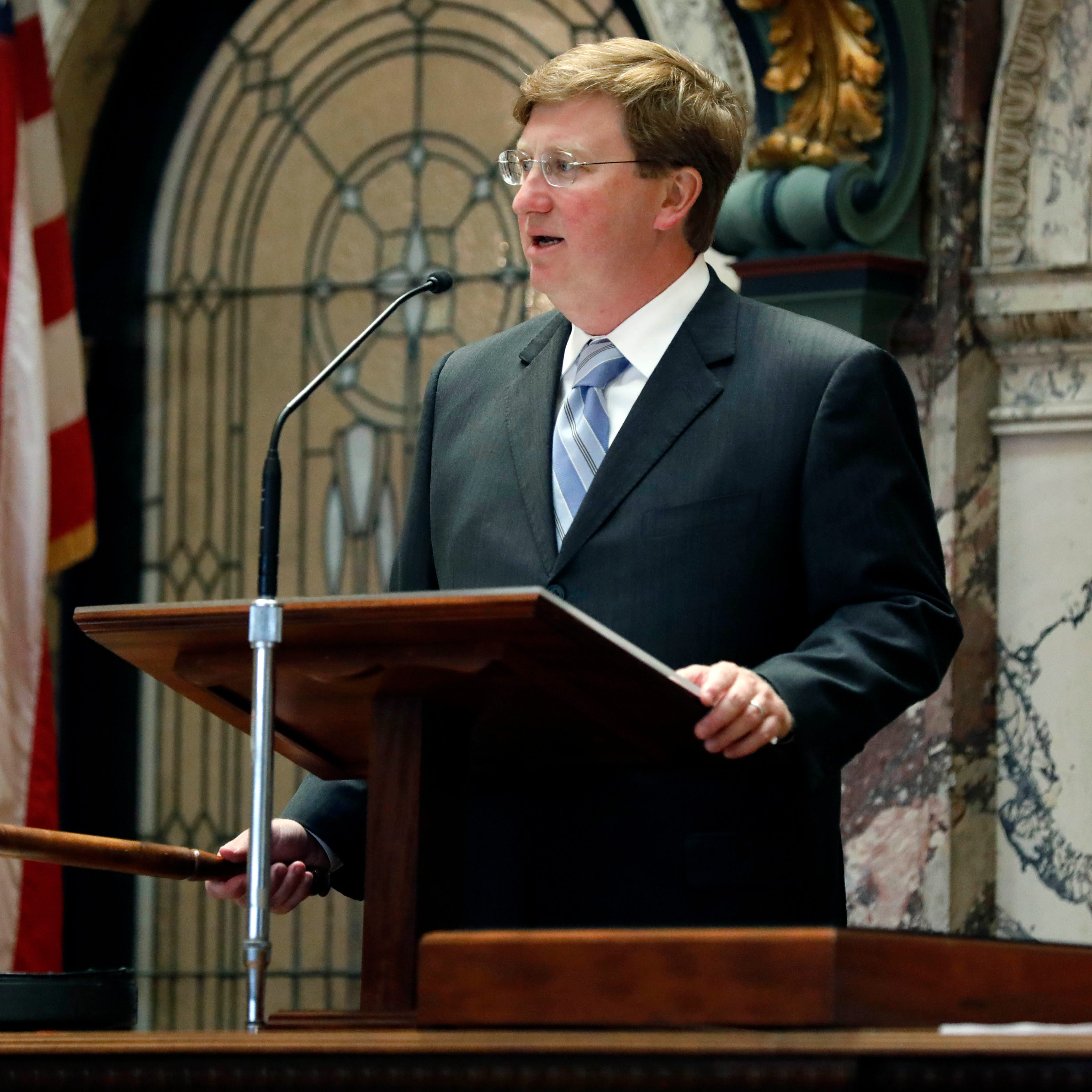 Lt. Gov. Tate Reeves is the conservative choice for governor in GOP primary