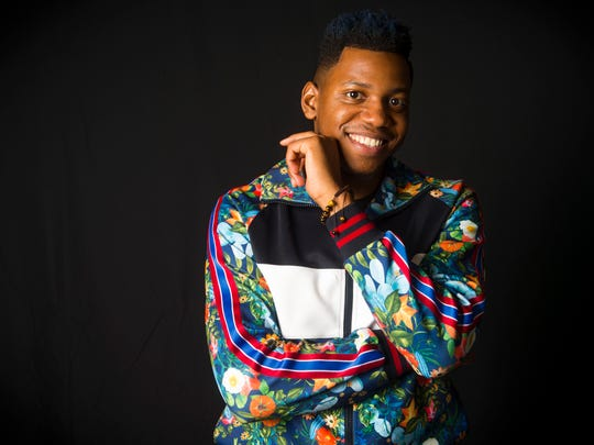 Chris Blue will perform at the Christmas at the Smoky Mountain Opry this holiday season.