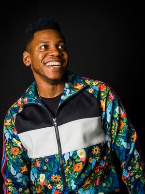 Chris Blue will perform at the Tennessee Valley Fair on Sept. 8, 2018.