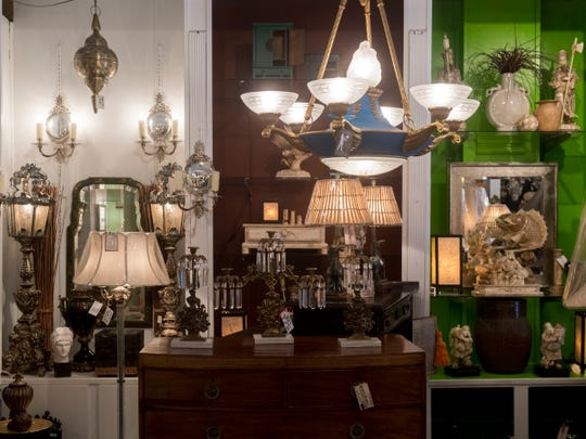 "Rod Ledbetter's father, Paul ""Skip"" Ledbetter, bought Calloway's Lamp and Shade in 1978 from the retiring Bob Calloway, who'd opened it in 1946."