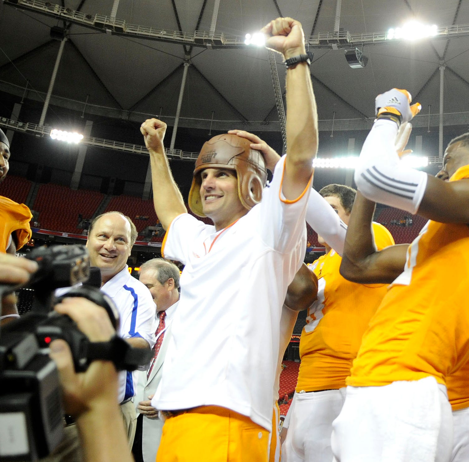 Mike Strange: Wow, the UT Vols opening game is a sure sign of ...  (pick one)
