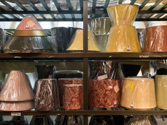 Rod Ledbetter's father bought Calloway's Lamp and Shade in 1978 from the retiring Bob Calloway, who'd opened it in 1946.
