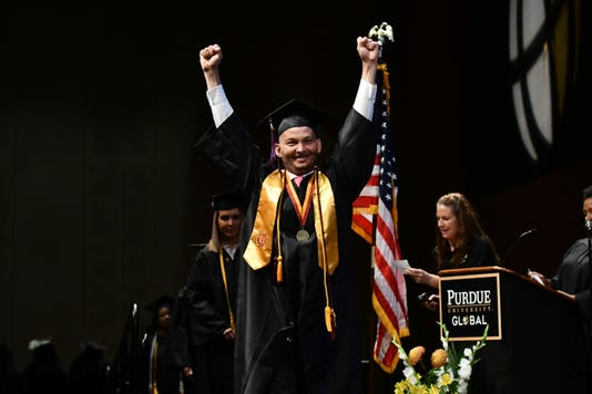 Purdue Global Andrew Detro Indy Grad