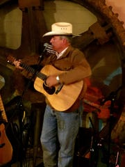 Sheriff Torres plays music at a local venue