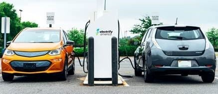 Walmart is adding electric car charging stations at numerous stores, including the Supercenter in Breaux Bridge.
