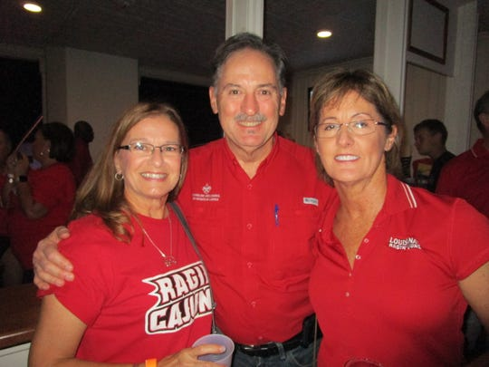 Jan and Brian Hays and Mary Hays