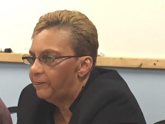 Geri Brown, SMILE board secretary.