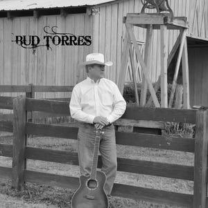 Bud Torres poses for a recent album cover.