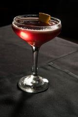 Italian Gentleman cocktail  at Sarino on Wednesday, August 29, 2018.