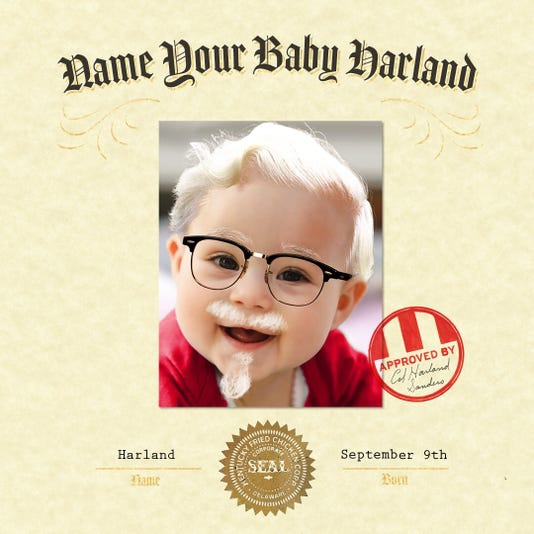 Baby Harland Image