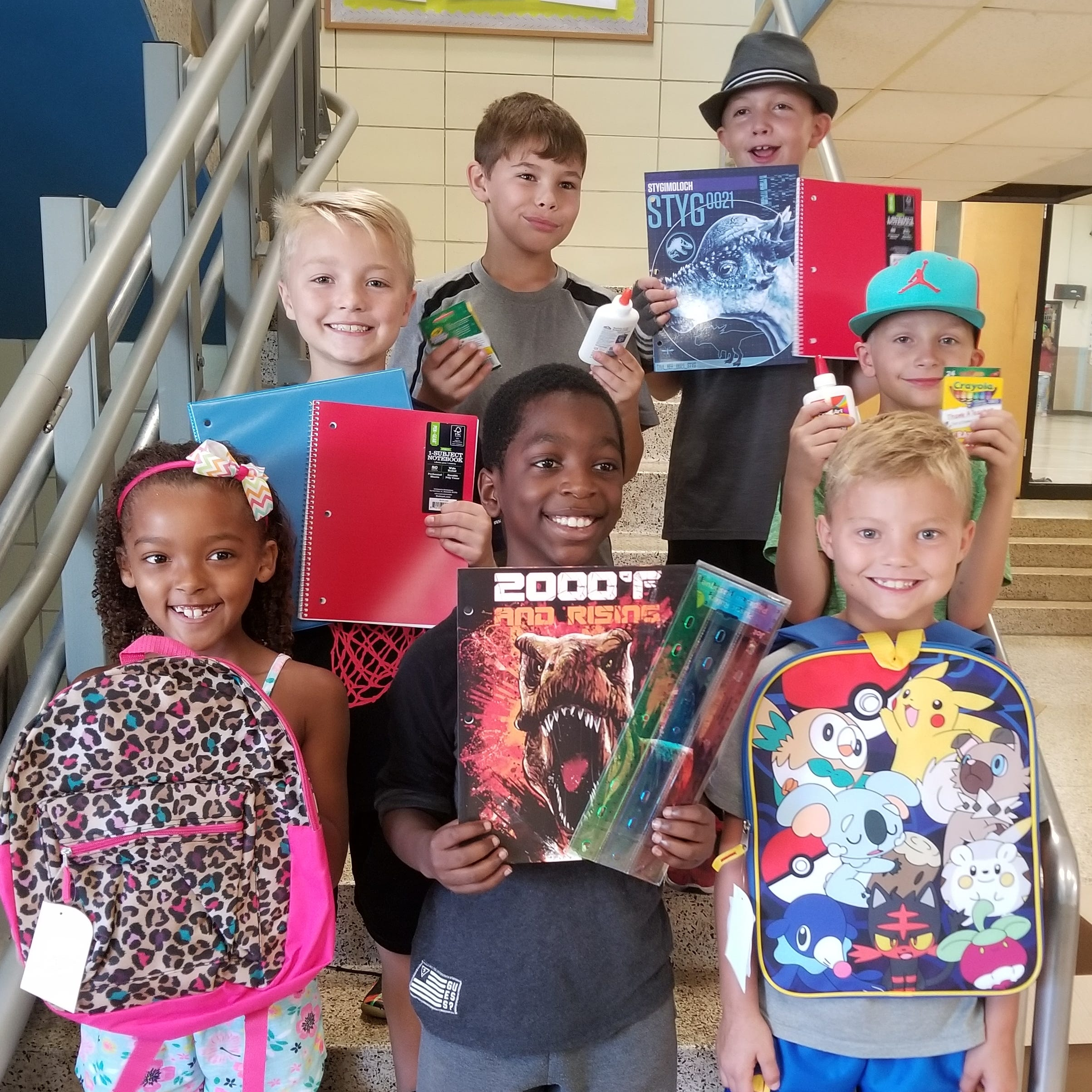 Life Briefs: Domtar donates 4,000 school supply items to Boys and Girls Club