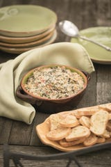 Creamy Collard Dip, Pimento Cheese-Style is one of Perre Coleman Magness' go-to recipes for entertaining.
