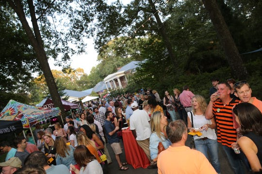 Dixon is hosting a new event 'Art on the Rocks' on Sept. 7.  It's the re-invention of their popular 'Art on Tap' event.