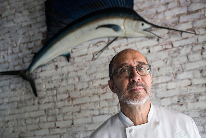 Chef Ben Smith just celebrated the 20th anniversary of his popular Pacific Rim-inspired eatery Tsunami Restaurant.