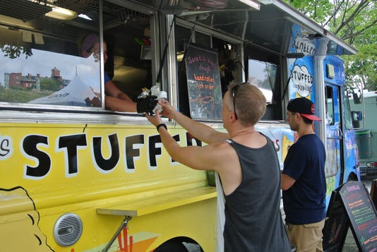 The Memphis Food Truck & Craft Beer Festival will be held on Saturday at Tanger Outlets in Southaven.