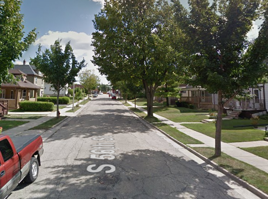 1100 Block Of South 56th Street